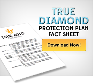 True Diamond Protection Plan Fact Sheet