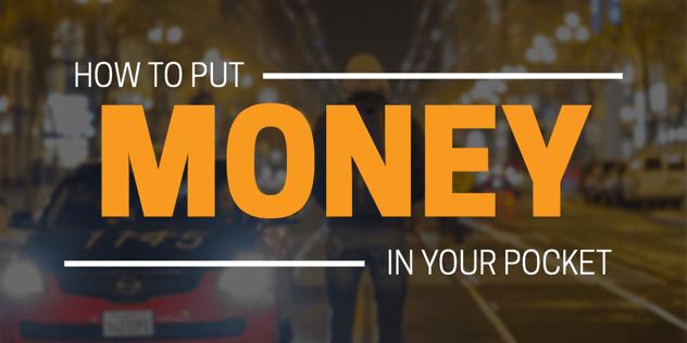 Put money back in your pocket