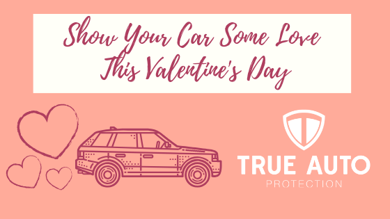 Show your Car some Love this Valentine's Day